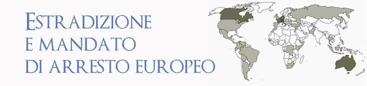 Estradizione e mandato di arresto europeo immagine