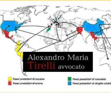 Ramificazione dei cartelli sudamericani della droga in Europa e Difesa Penale