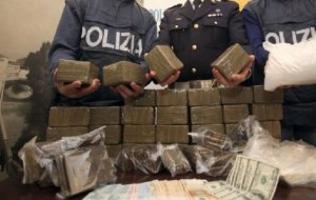 """Operazione """"Monterrey"""": smantellato narcotraffico dal Messico a Palermo"""