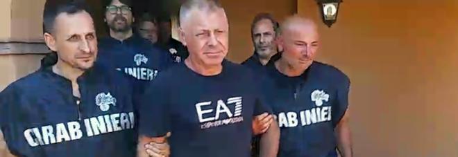 Colpo al clan Polverino: catturato a Viterbo il boss Simioli, era nell'elenco dei latitanti più pericolosi d'Italia