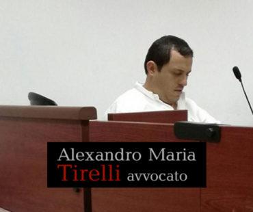 Intervista su Radio W all'avvocato Tirelli difensore di Spath Storino