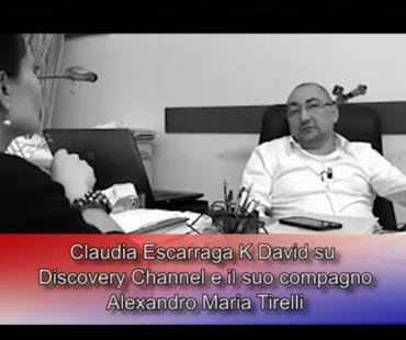 L'avvocato Alexandro Maria Tirelli su History Channel. La ricerca dei tesori di Pablo Escobar in Colombia.