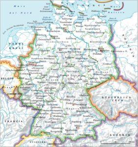 difesa legale penale germania