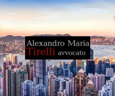 Italia-Hong Kong, accordi bilaterali su giustizia e finanza
