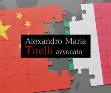 Imprese, accordo Italia-Cina per la nuova via della seta