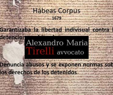 Habeas Corpus negli Usa e in Brasile: scarcerazione e tutela della libertà