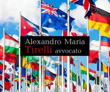 Convenzioni multilaterali e accordi bilaterali tra italia e altri paesi